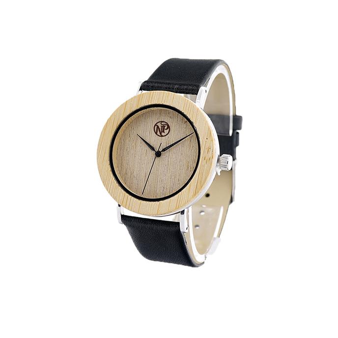 reloj usuhaia bambu