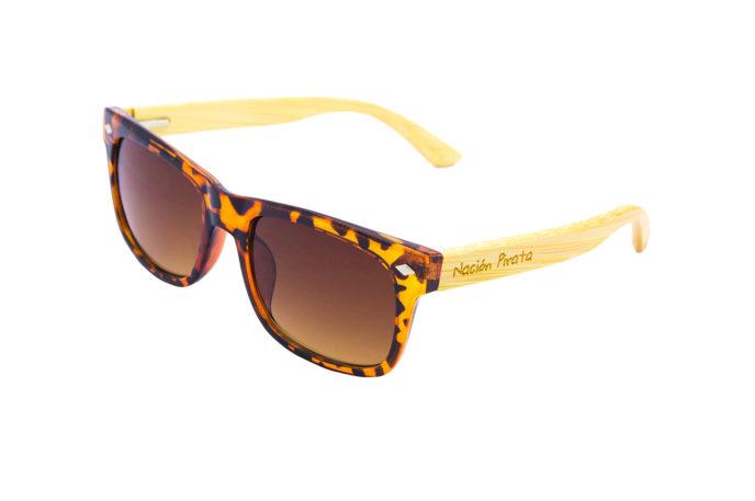 Gafas de sol isla tortuga angulo