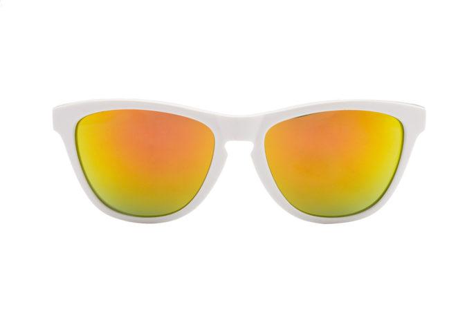 Gafas de sol oro de bersabea frontal