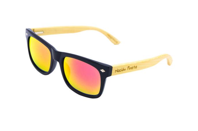 Gafas de sol ceniza de isaura angulo