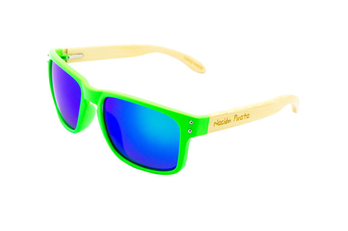 Gafas de sol lago maracaibo angulo