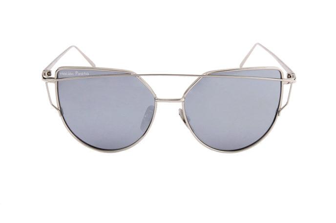 Gafas de sol acero templado