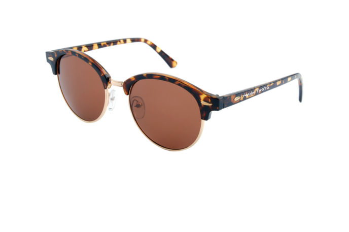 Gafas de sol sextante angulo