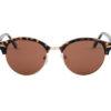 Gafas de sol sextante frontal