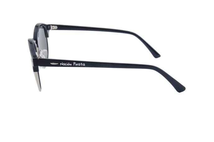Gafas de sol sotavento lateral
