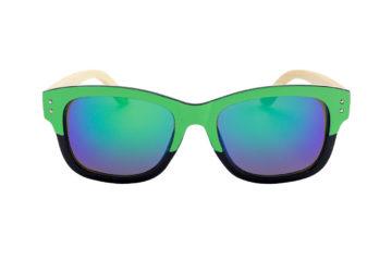Gafas de sol ojos de gata frontal