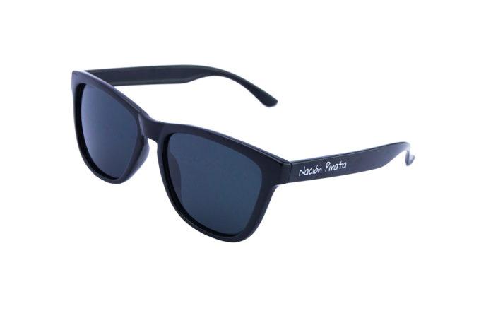 Gafas de sol perla negra angulo