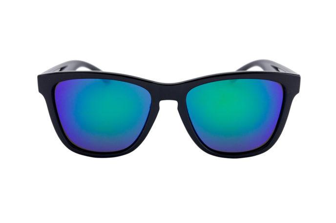 Gafas de sol selva esmeralda frontal