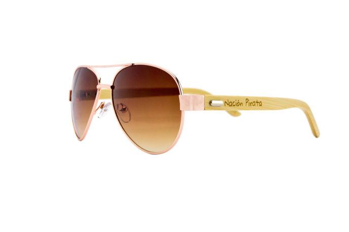 Gafas de sol Atolón del Sur – lateral