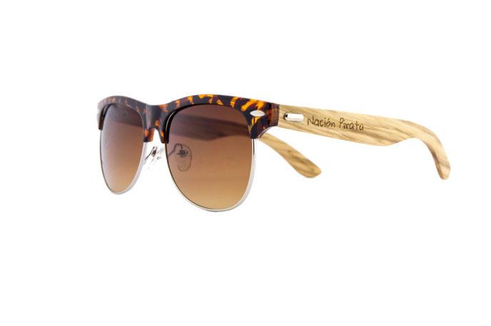 Gafas de sol Cala Leopardo – lateral