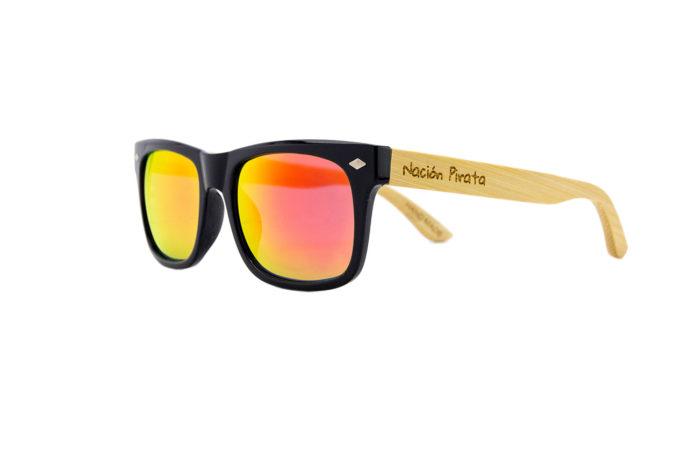 Gafas de sol Ceniza de Isaura – lateral