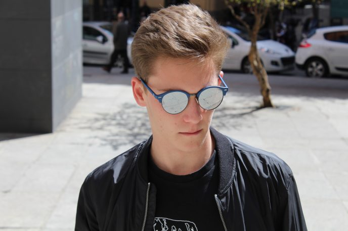 Gafas de sol Modelo Tocumen