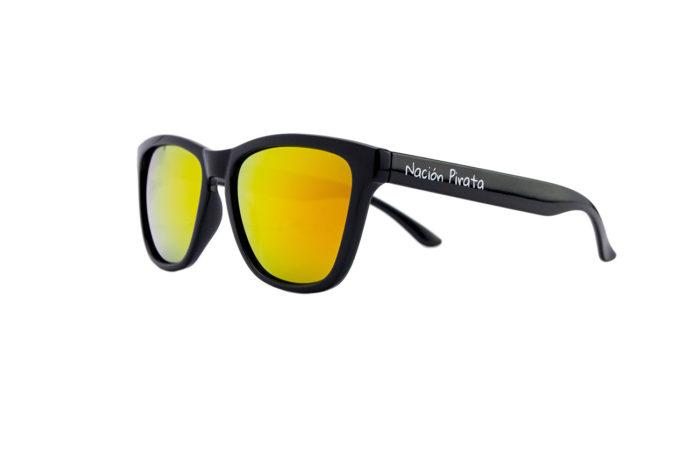 Gafas de sol Llamas y Ocaso – lateral