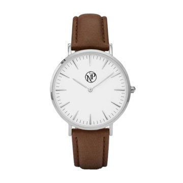 reloj cumbre platino frontal