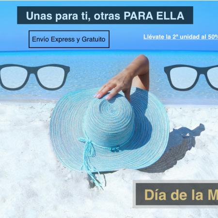 Gafas de sol de última tendencia- Descuentos únicos por Día de la Madre