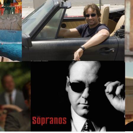 Personajes de series con gafas de sol que seguro que reconoces